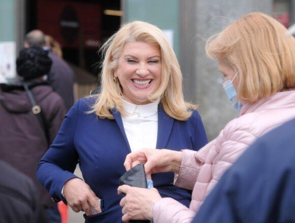 Agencija Akter Public koristila sporni broj  s kojeg se blatila Vesna Škare Ožbolt: Otkriveno je i za kojeg političara radi