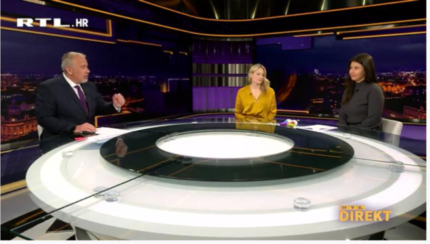Jelena Veljača vidno šokirala Zorana Šprajca: Vaše pitanje je populističko