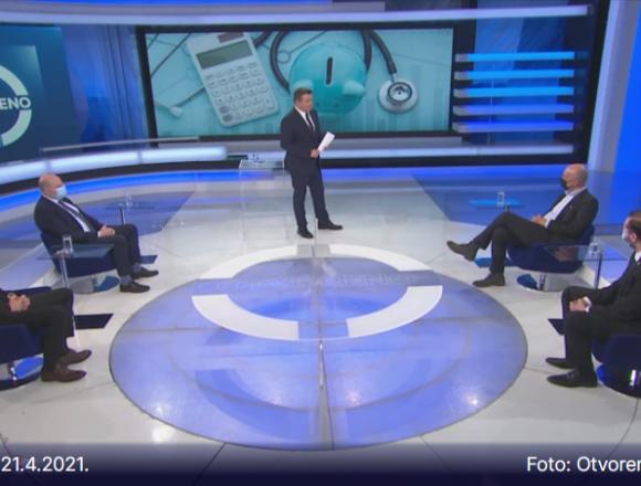 Četiri liječnika u Otvorenom govorila o stanju u bolesnom hrvatskom zdravstvu: Ovoliko demagogije odavno nismo čuli
