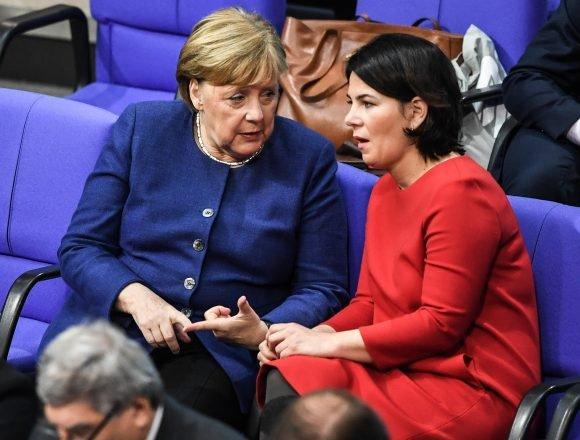 Kandidatkinja zelenih za njemačku kancelarku: Moj muž je već odgovoran za odgoj naše djece i kućanske poslove