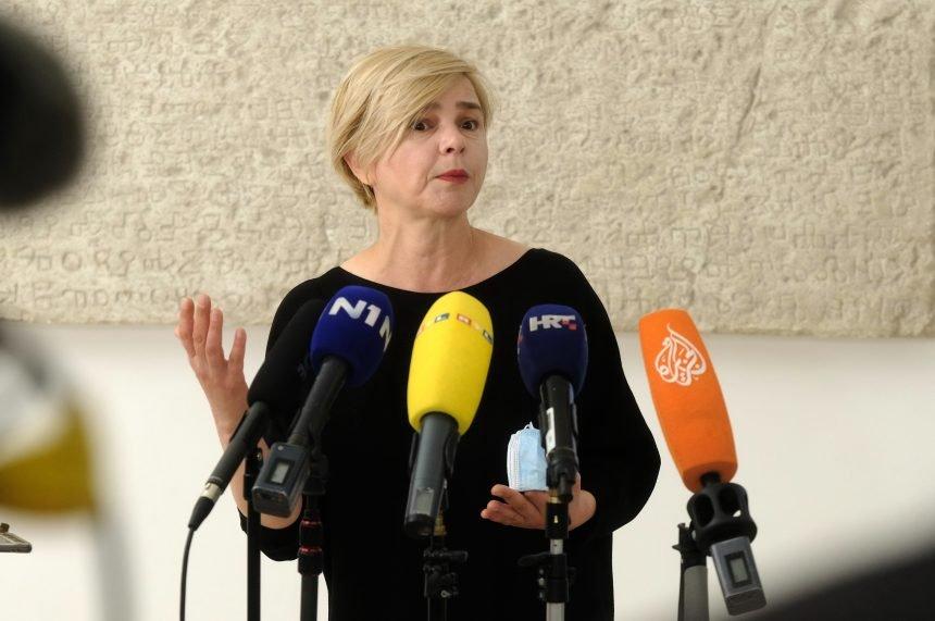 Sandra Benčić optužila Škoru za prljavu kampanju i blaćenje suparnika: Želi li zamijeniti Plenkovića na čelu vlade?