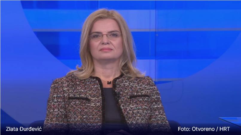 Zlata Đurđević napokon jasno i glasno rekla što misli o izručenju Njemačkoj udbaša Perkovića i Mustača