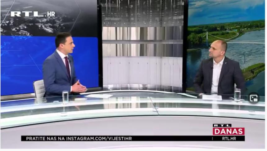 Potpredsjednik HDZ-a Anušić prigovorio Škori zbog Kolinde pa otkrio: Da živim u Zagrebu, glasao bih za njega