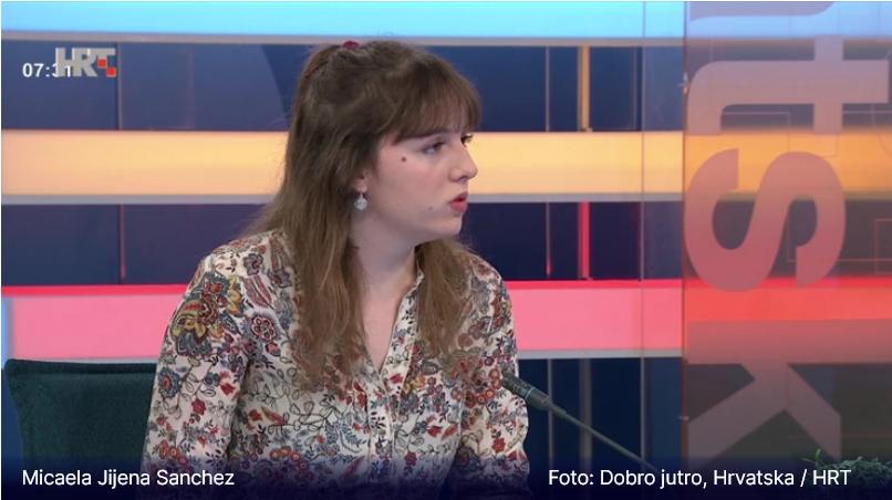 Hrvatica iz Argentine oduševljena: U Zagrebu mi se stvarno sviđa, ne vidim zašto ne bih tu ostala