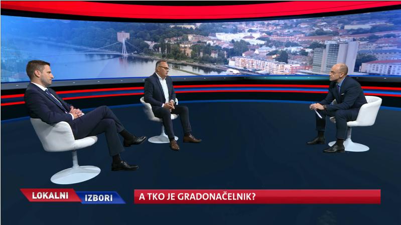 Bago ga pustio da se peče na laganoj vatrici: Mlinarević zapeo na pitanju o NDH