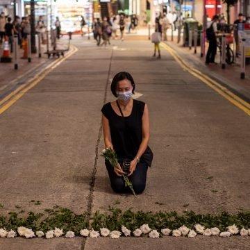 U Hong Kongu uhićena organizatorica bdijenja za pekinški Tienanmen