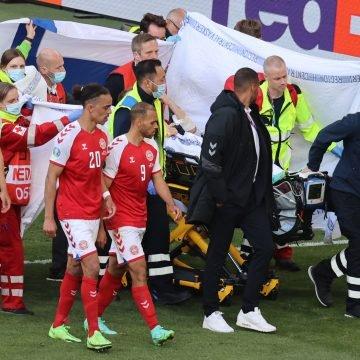 Liječnik danske reprezentacije otkrio što se dogodilo s Eriksenom: Evo kako se osjeća