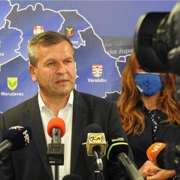 Primopredaja u Varaždinu: Čačić od nove vlasti ne očekuje ništa