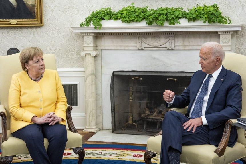"""Ogromna geopolitička pobjeda Njemačke:  Čak je i Biden prihvatio """"kontroverzni projekt"""""""