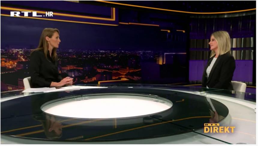 """""""Antivakserica"""" izdominirala zbunjenu Mojmiru Pastorčić: Autoriteti su lagali da cijepljeni ne mogu završiti na respiratoru"""