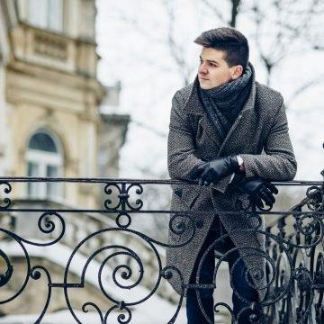 Kako odabrati moderan zimski stajling za muškarce?