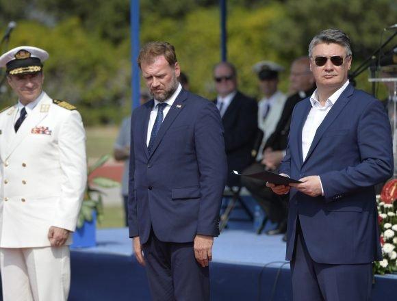 Banožić otkrio zašto ga napada predsjednik: Ja sam bio časno dijete, ali zašto se Milanović nije uključio u obranu