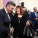 VIDEO: Kakvo nepoštivanje Lijepe naše: Dubravka  Šuica  tipka po mobitelu dok svira hrvatska himna