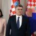 Nije došao sa suprugom: Samo nekoliko sati nakon inauguracije Milanović tulumario uz hitove ABBA-e